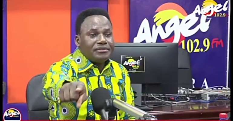Africans can only progress if they unchain themselves from the shackles of religion, politics — Apostle Amoako Attah