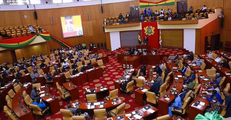Parliament angry over Akufo-Addo's snub in Council State selection