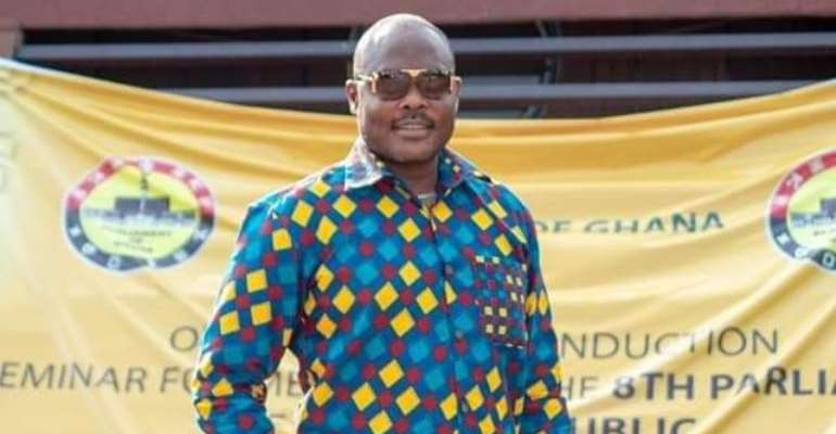 I'm just six weeks in office, how can I claim ownership of any project? - Cape Coast North MP quells NPP lies