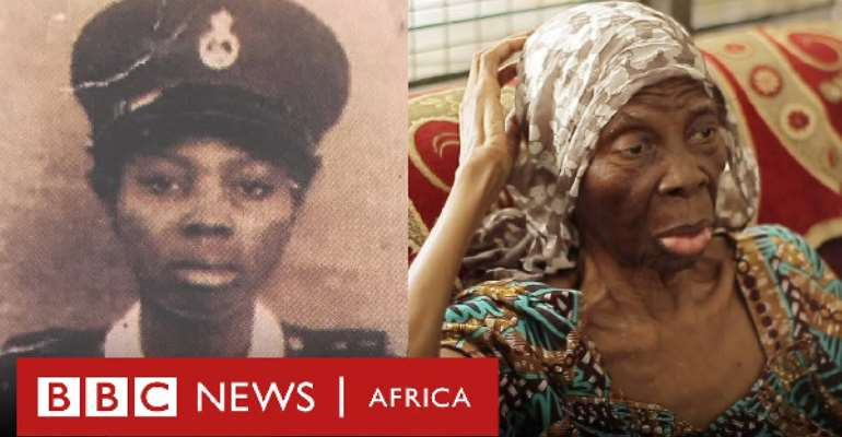 Ghana's first woman recruited to Police Service dies