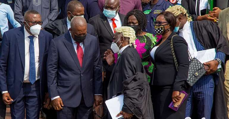 Mahama's application for review to reopen case lacks merit – Says Supreme Court