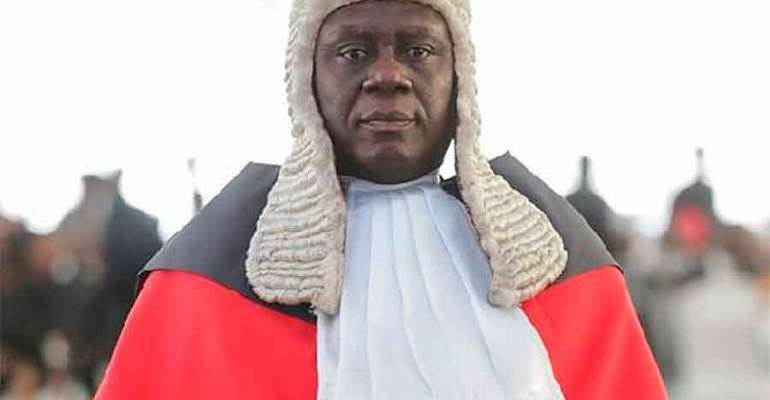 We don't want to open the Pandora's Box – Chief Justice on dismissal of Mahama's application