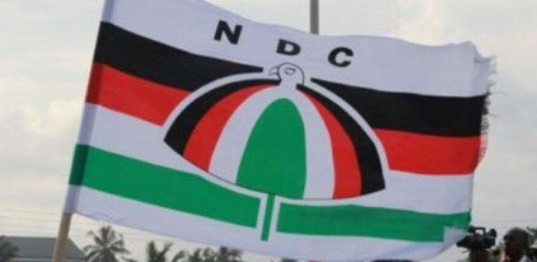 Savannah Region NDC Wing Sympathizes With Jailed Chief