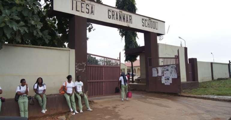 In The Eyes Of History: ILesa Grammar School Hosts Aionian Games