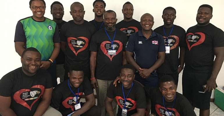 Ghana, World Rugby Join Hands To Educate Educators