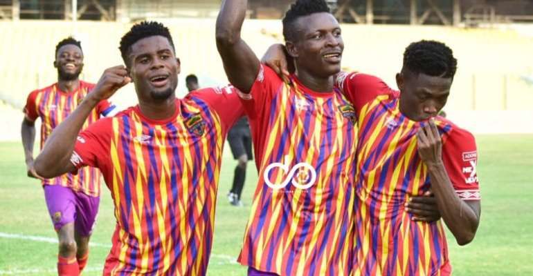 I need to score more goals - Hearts of Oak striker Victor Aidoo