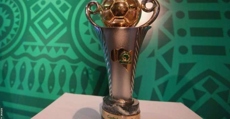 Confederation Cup: Group stage draw completed