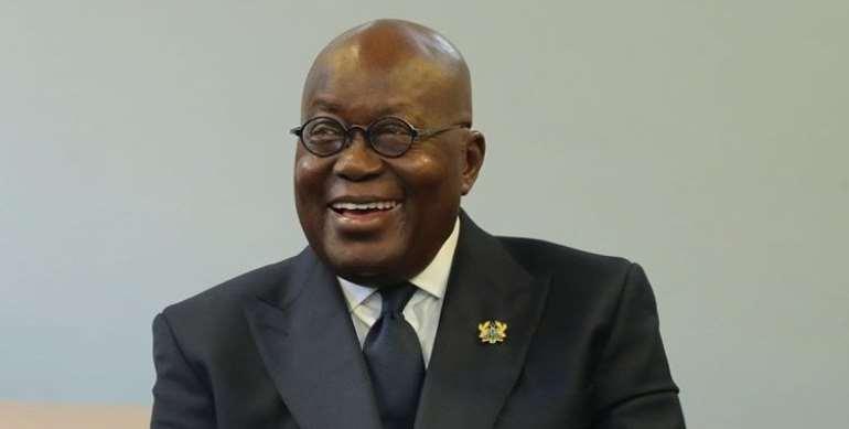 New Register: EC Decision 'Makes A Lot Of Sense' – Akufo-Addo