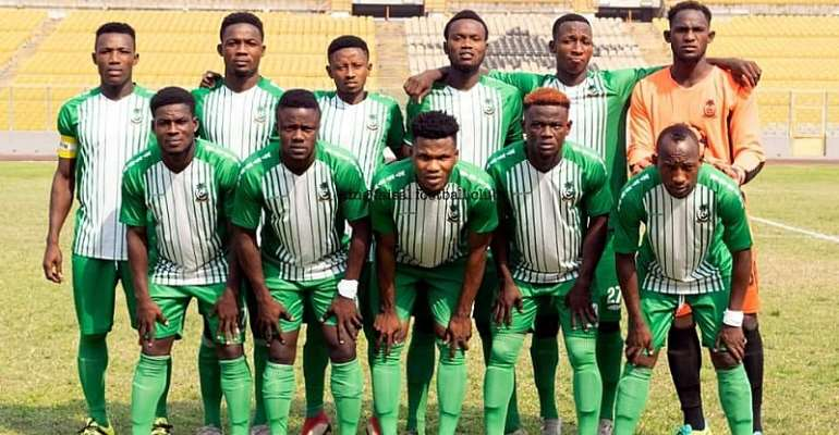 MTN FA CUP Round Of 64: King Faisal Record 6-0 Victory Against Thunderbolt FC