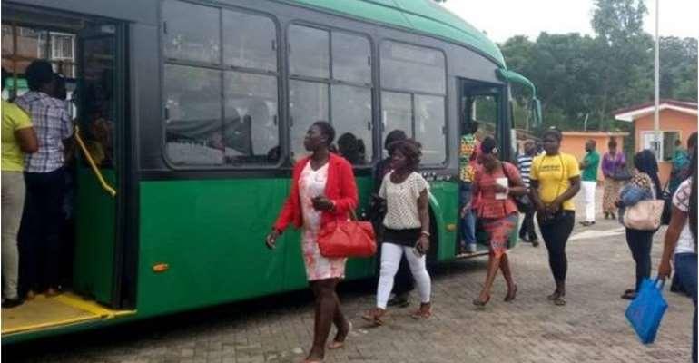 Aayalolo Bus Drivers Snub NLC's Order, Strikes Today