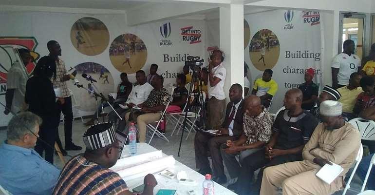 Ghana Rugby Union Organises Successful Stakeholders Workshop