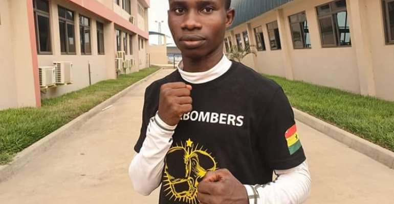 Black Bomber Captain Moves To Quarter Finals At Olympic Qualifiers