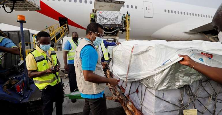 Emirates delivers first batch of COVID-19 vaccines under COVAX