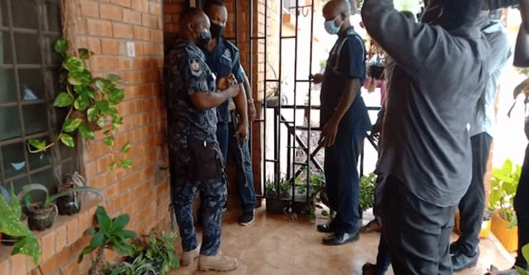 Don't panic, we'll triumph; the real office is in our hearts and minds – LGBT+ Rights Ghana react to office raid