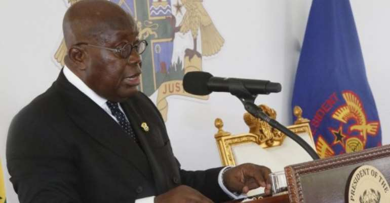 Akufo-Addo to receive COVID-19 jab first
