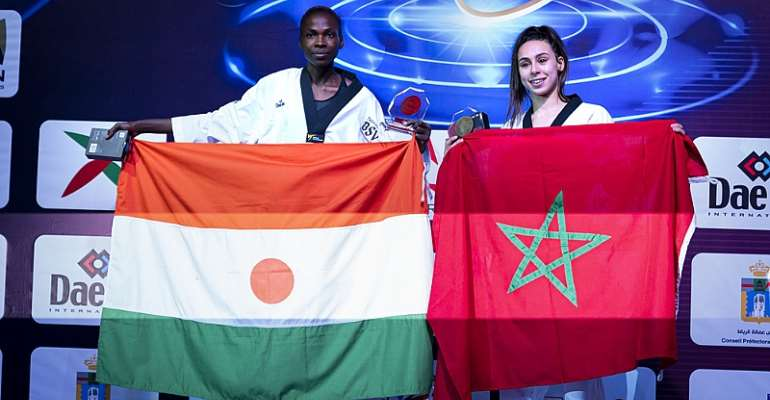 Egyptian And Moroccan Athletes Earn Tokyo 2020 Berths At African Taekwondo Qualifier