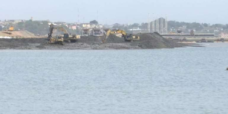 Takoradi Port Expansion: Dredging Works Starts On $500m Multi-Purpose Atlantic Terminal