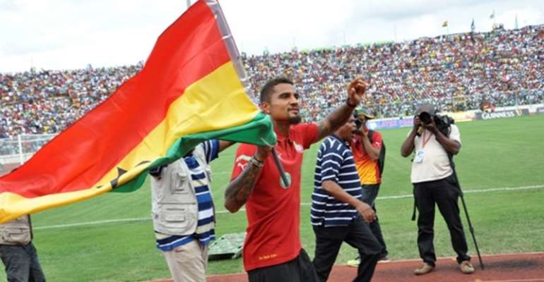 KP Boateng Often Wanted To Choose Which Games To Play – Kwasi Appiah