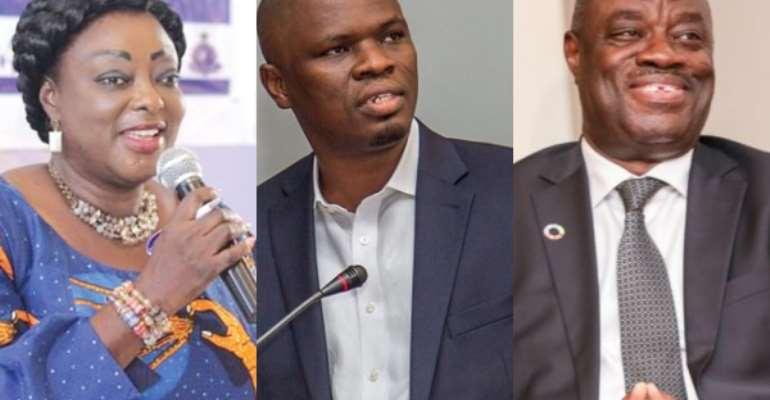 Mustapha Ussif, Awal and Freda Prempeh face vetting today