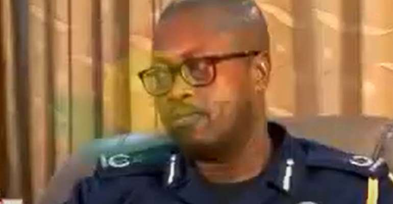 Police Commissioner misinterpreting Ghanaian proverbs to justifyhis support for police corruption