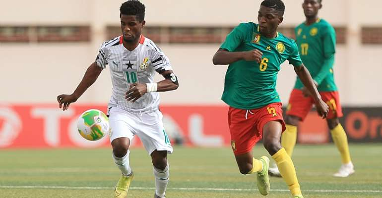 Highlights: Ghana through to U-20 AFCON semi-finals after beating Cameroon on penalties