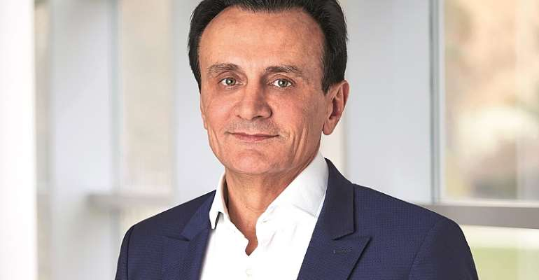 Chief Executive Officer (CEO) of AstraZeneca, Pascal Soriot