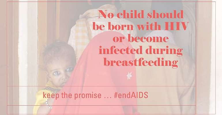Are we failing children in the HIV response?