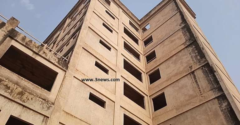 Health Ministry justifies demolition of abandoned KATH's MBU
