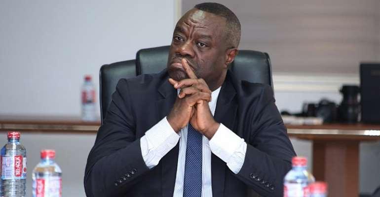 We'll make Ghana hub of film production in West Africa – Awal Mohammed assures