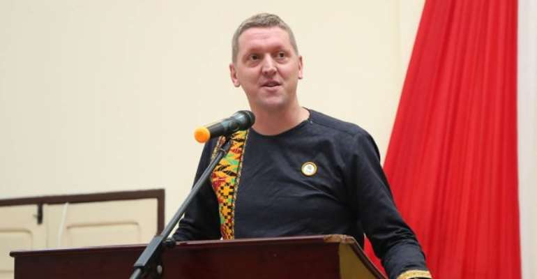 UK commends Ghana for receiving Oxford/AstraZeneca Covid-19 vaccine
