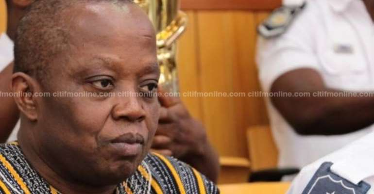 Alleged Blowing Of GHC2 Million: Communications Ministry Stops Auditor-General In His Tract