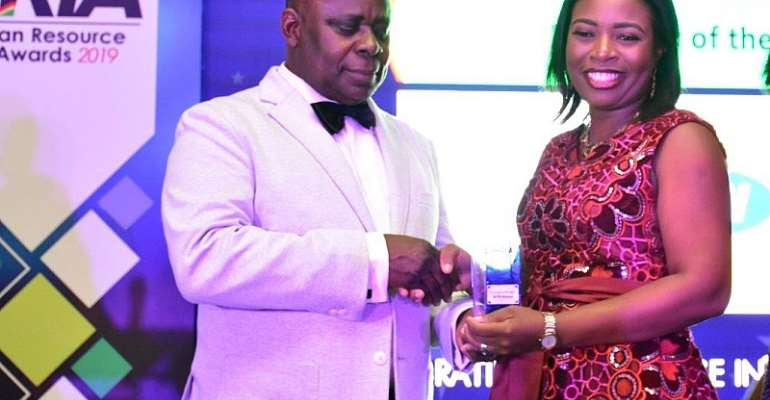 MTN Ghana Emerges Employer Of The Year
