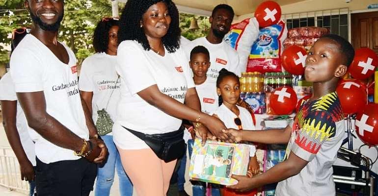 Gadziwoe Adebayor Foundation Donates To Orthopedic Training Center