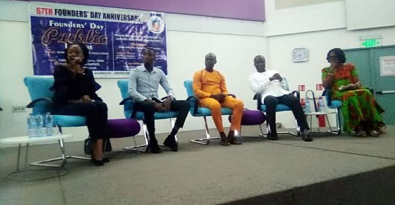 Ketasco Holds 67th Founders' Day Public Lecture