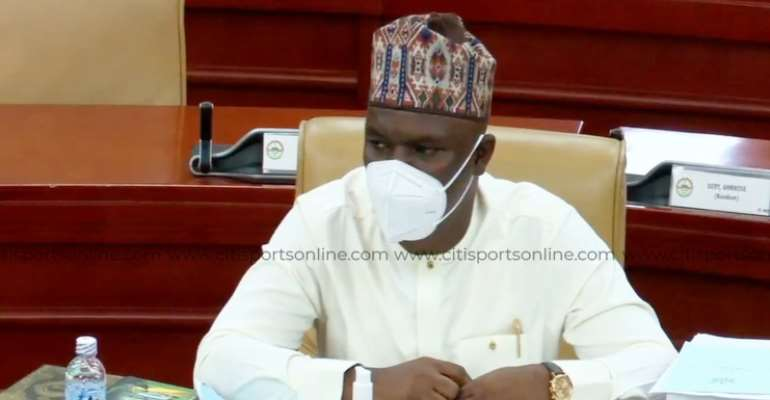 """""""I will be minister for all sports"""" – Sports Minister Designate"""