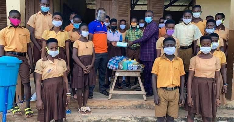 Aowin MP supports Enchi Gov't Hospital, 22 schools