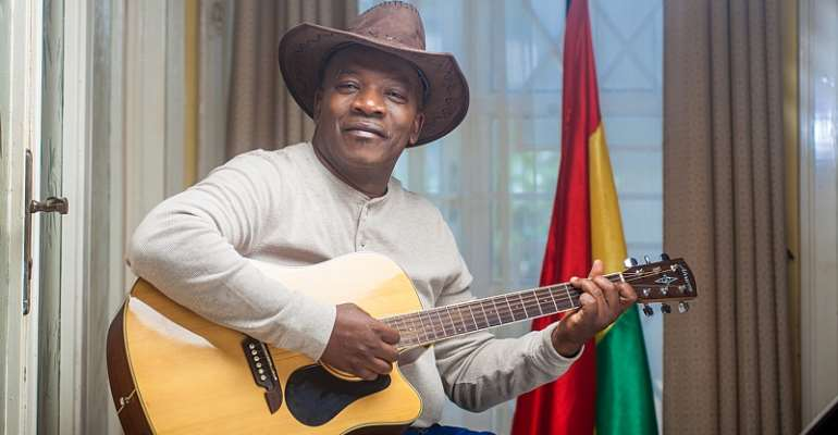 Include Country Music in the VGMA Categories—Allor