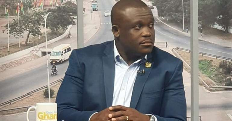 LGBTQI group has threatened to kick me out in primaries for speaking against them — Sam George reveals