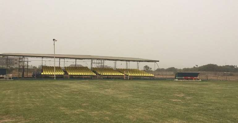 Liberty Professionals loses license to use Carl Reindorf Park as home venue
