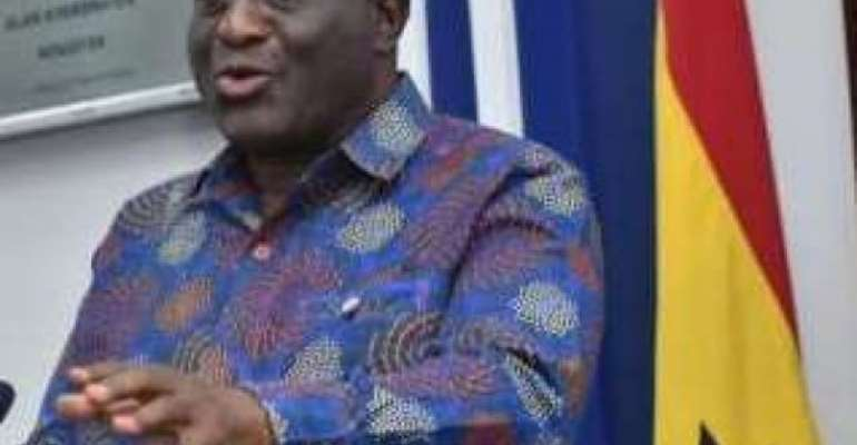 1D1F is a revolutionary invention since Ghana's independence — Alan Kyerematen