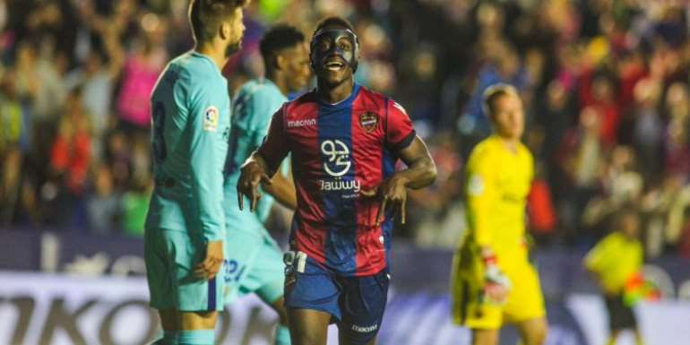 Short & Sweet: Boateng Leaves Levante With Fond Memories