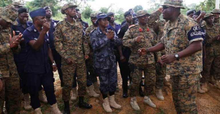 Gov't To Remove Soldiers From Operation Vanguard