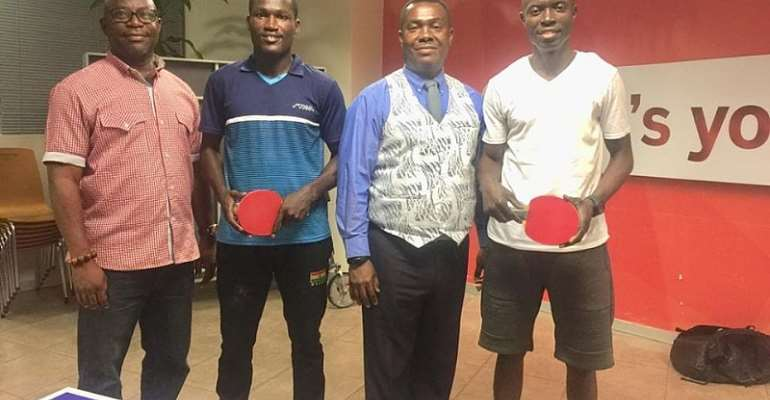 Table Tennis Top Seeds In Tunisia For Olympic Qualifier