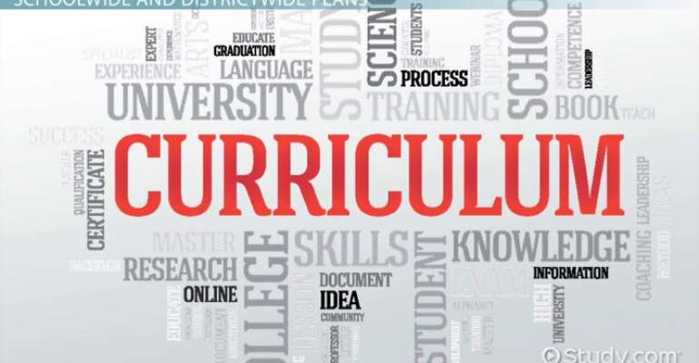 Curriculum Development.