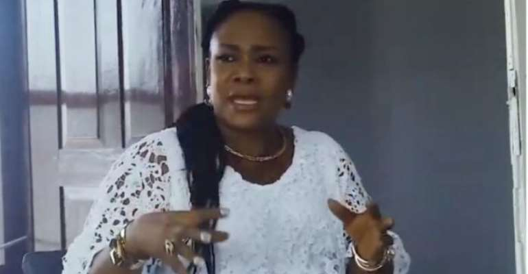 'Licking pussy is the main reason why most Ghanaian men are suffering in life' – prophetess reveals [video]