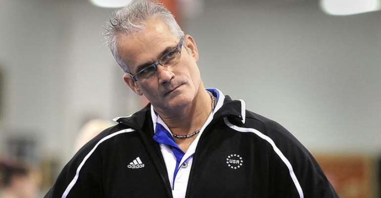 Geddert allegedly used his Olympic-level reputation, promising to turn students into world-class athletes