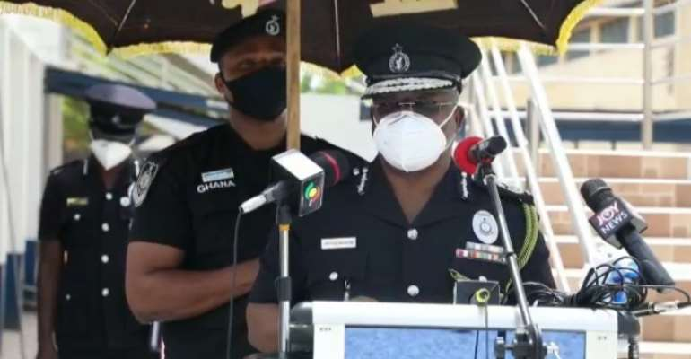 Let law take its course when handling LGBTQI matters – IGP urge officers, Ghanaians