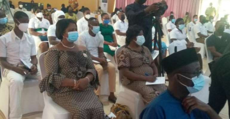 COVID-19 Vaccine is free, doesn't cause impotence — GHS