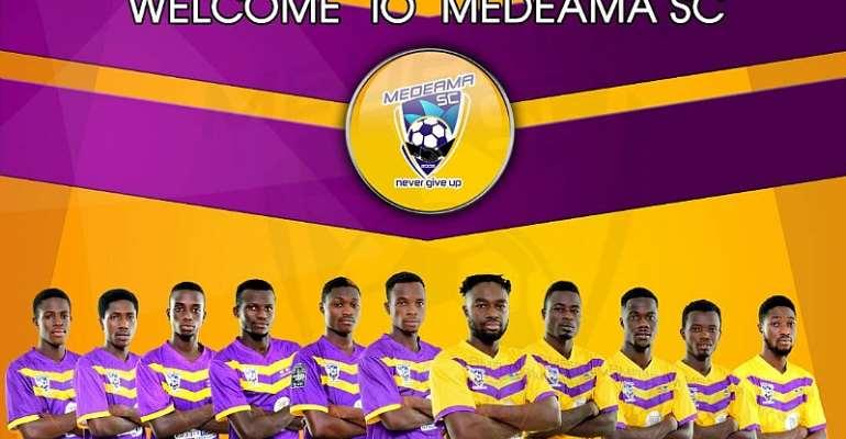 Medeama Announce 11 New Signings Ahead Of New Premier League Season