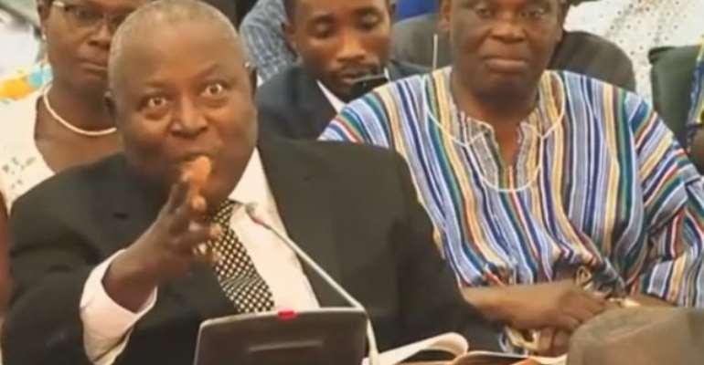 You Can't Sue Martin Amidu - AG Blasts Dominic Ayine